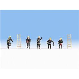 Noch 36021 Brandmän, 5 st