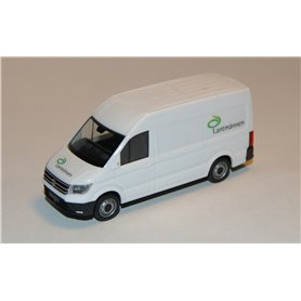 "AHM AH-690 VW Crafter box high roof, white ""Svensk Cater"""