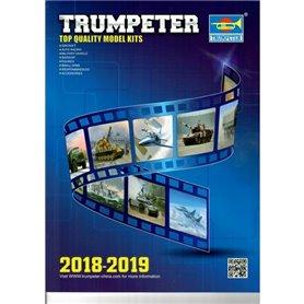 Trumpeter Huvudkatalog 2018/2019