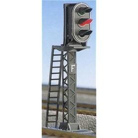 Roco 40021 Signal, ljusförsignal, röd/gul/grön