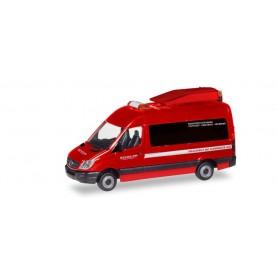 Herpa 093514 'Mercedes-Benz Sprinter BF3 ''Scholpp'''