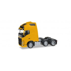 Herpa 305556-003 Volvo FH Gl. XL 6x2 rigid tractor, yellow