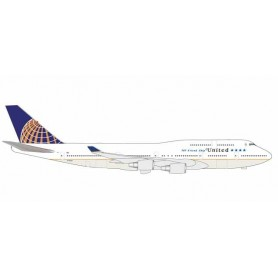 Herpa 531306 Flygplan B747-400 United Farew. Flight