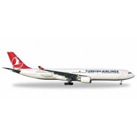 Herpa 531443 Flygplan A330-300 Turkish Airl.'TC-JOA'