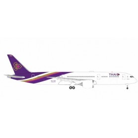 Herpa 531467 Flygplan B787-9 Thai Airways 'TS-TWA'