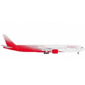 Herpa 531481 Flygplan B777-300 Rossiya