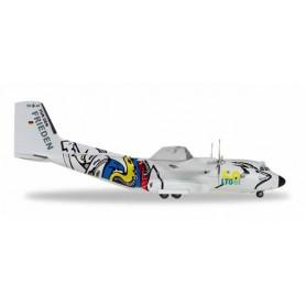 Herpa 559201 Flygplan C-160 Luftwaffe LTG 61 '50 J.'