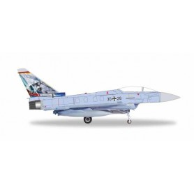 Herpa 580359 Flygplan Eurofighter Luftw. Atlantic T.