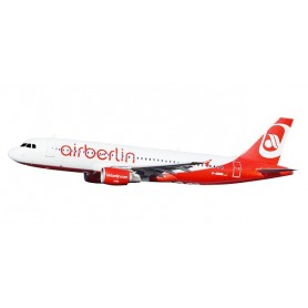 Herpa 611923 Flygplan A320 airberlin 'Last Flight'