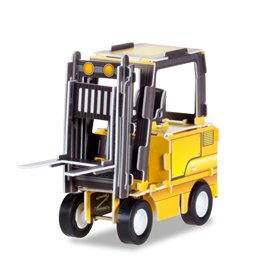 "Herpa 800297.6 3D Movable Puzzle ""Gaffeltruck"""