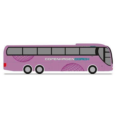 """Rietze 74406 Buss MAN Lions Coach L15 """"Copehagen Coach"""""""