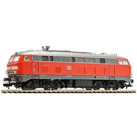 Diesellok klass 218 245-9 typ DB