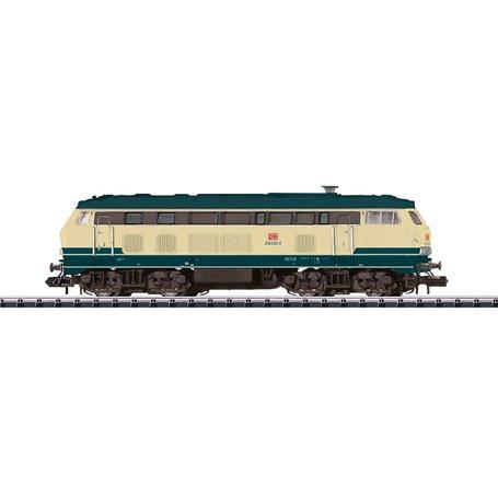 "Trix 16287 Diesellok klass 218 320-0 ""Lotte"" typ DB AG ""Nürnberg Mässan 2017"""