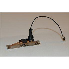 Märklin 205229 Släpsko med kabel, 1 st