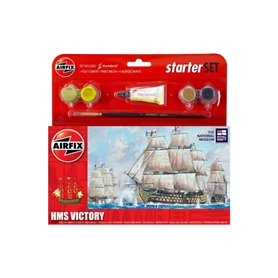 """Airfix 55104 H.M.S Victory """"Gift Set"""""""
