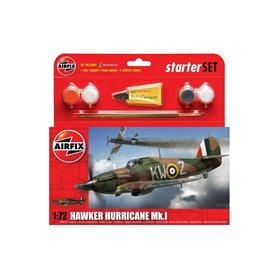 "Flygplan Hawker Hurricane Mk.I ""Gift Set"""