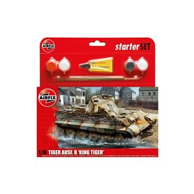 "Tanks PZKW VI Ausf.B King Tiger Tank ""Gift Set"""