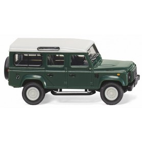 Wiking 10202 Land Rover Defender 110 keswick green