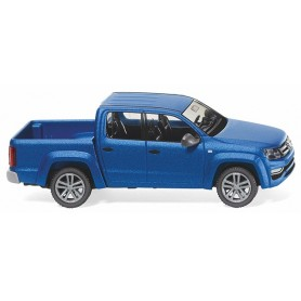 Wiking 31149 VW Amarok GP Highline ravenna blue met. matt