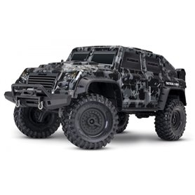 Traxxas 82066.4 TRX-4 Tactical Unit Trail Crawler RTR