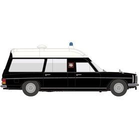 "Mercedes Benz 8 KTW ""Falck svart/vit"" ""Von Starmada"""