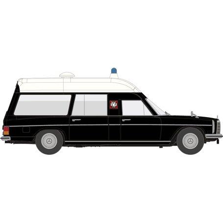 """Brekina 13812 Mercedes Benz 8 KTW """"Falck svart/vit"""" """"Von Starmada"""""""