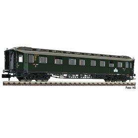 Personvagn 2/3:e klass BC4ü pr09 typ DB
