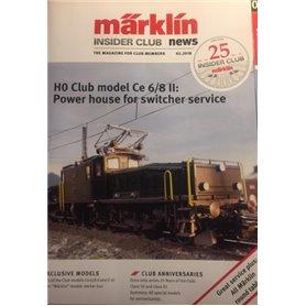 Märklin INS22018 Märklin Insider 02/2018