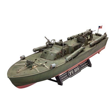 Revell 05147 Patrol Torpedo Boat PT-109