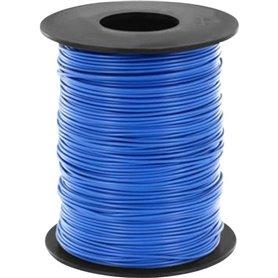 Beli-Beco L118/100B Kabel, 100 meter på rulle, blå, 1 x 0.14 mm²