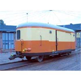 Släpvagn SJ Ufv 'Osten' 2034