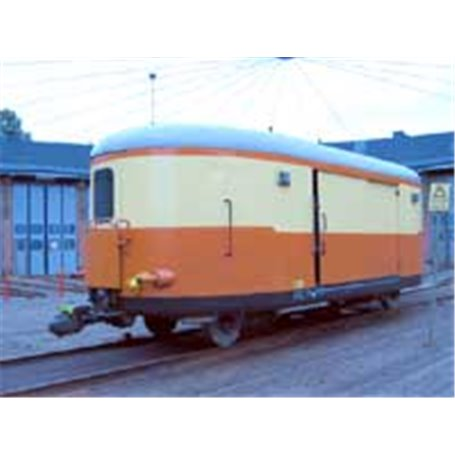 Jeco UFV-B11 Släpvagn SJ Ufv 'Osten' 2034