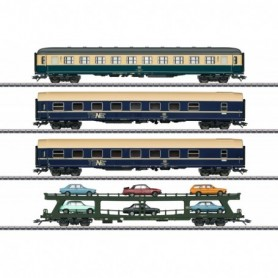 Märklin 42999 Vagnsset 'Auto Train' typ DB