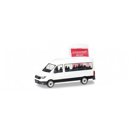 Herpa 012935 Herpa MiniKit. MAN TGE Bus, white