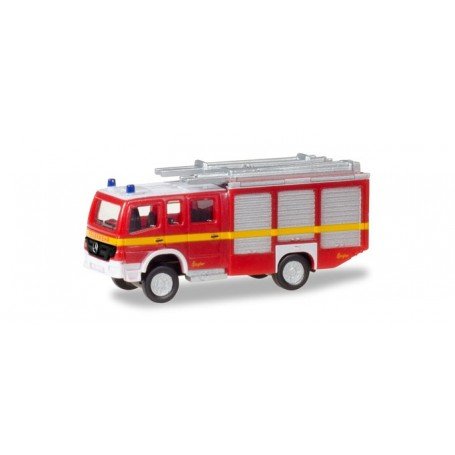 Herpa 066747 Mercedes-Benz Atego HLF 20 'Fire Department', decorated