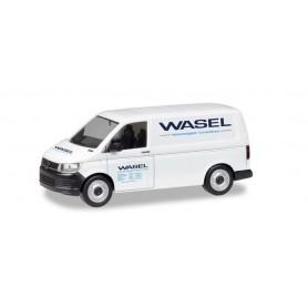 Herpa 093644 VW T6 Kombi 'Wasel Krane service vehicle'