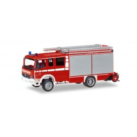 Herpa 093750 Mercedes-Benz Atego HLF 'Voluntary fire brigade Essen Mitte'