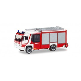 Herpa 093798 Mercedes-Benz Atego Ziegler Z-Cab 'Erfurt fire department'