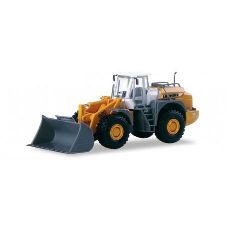 Herpa 148122-001 Liebherr L580 wheel loader