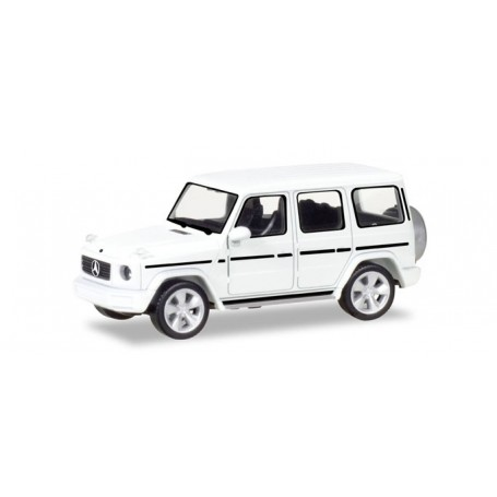 Herpa 420280 Mercedes-Benz G-Model, polar white
