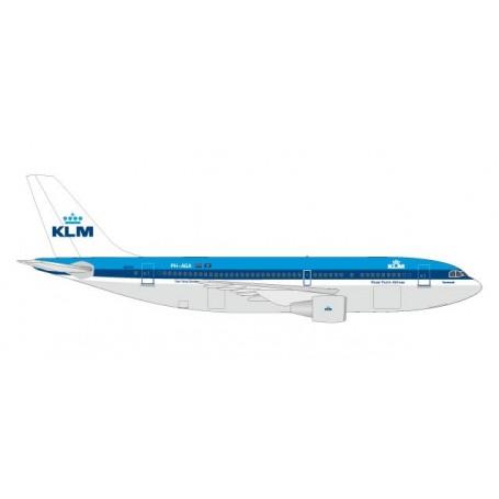 Herpa 531573 Flygplan KLM Airbus A310-200
