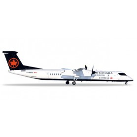 Herpa 559225 Flygplan Air Canada Express Bombardier Q400