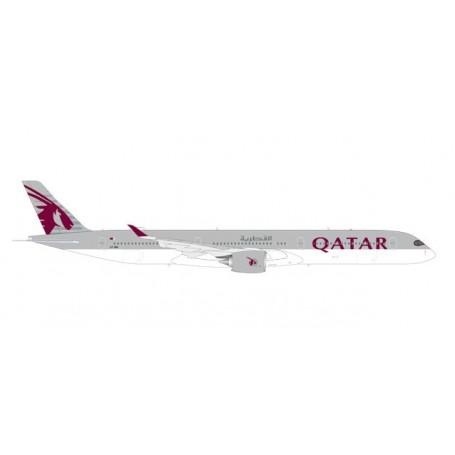 Herpa 559232 Flygplan Qatar Airways Airbus A350-1000