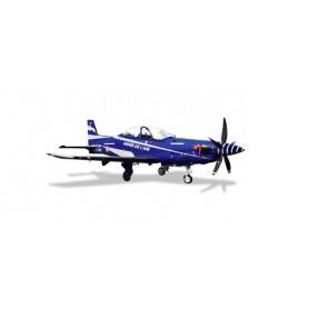 """Herpa 580335 French Air Force Pilatus PC-21 - École de Pilotage EPAA 00.315 """"Général Jarry"""", Cognac-Chateaubernard Air Base –..."""