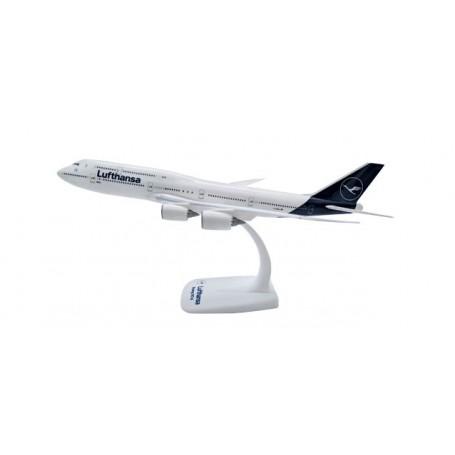 Herpa 611930 Flygplan Lufthansa Boeing 747-8 Intercontinental - new 2018 colors