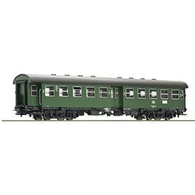 Personvagn 2:a klass 50 80 29-11 810-8 typ DB