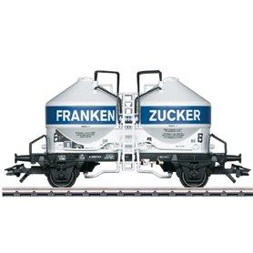 """Silovagn Kds 54 typ DB """"Franken Zucker"""""""