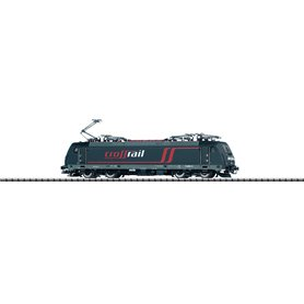 """Ellok """"Crossrail"""" klass 185.5, driftnummer 185 564-2"""