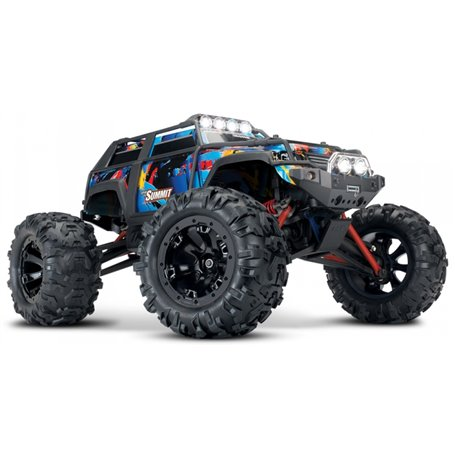 Traxxas 72054-1 Summit 1/16 4WD RTR 2.4G