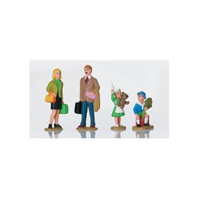 LGB 51400 Family Figures
